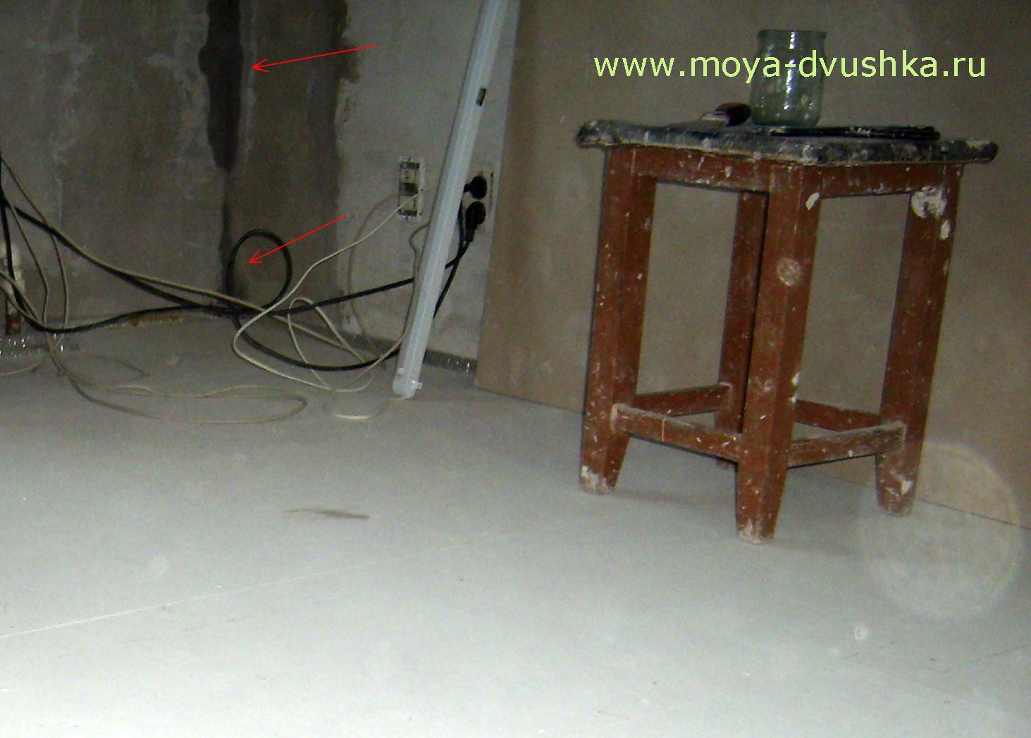 Гидроизоляция стыков бетонных колец
